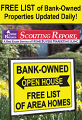 Get Your FREE Weekly Foreclosure List Now.